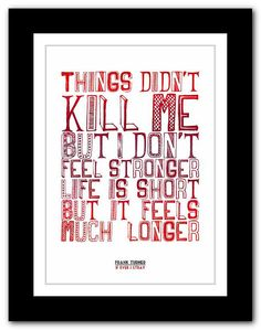 So Try And Get Better And Don 39 T Ever Accept Less Frank Turner Music Pinterest