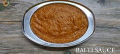 Learn how to make Balti Sauce. Balti sauce is the base of all balti curries. Balti curry is one of the famous curry in UK. Curry Sauce Recipe Indian, Masala Recipe, Spicy Recipes, Curry Recipes, Banana Crumb Cake, Homemade Curry, Keto Sauces, Chickpea Curry, Spicy Sauce