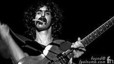 Frank Zappa Kids Guitar Center Hollywood Hand Print