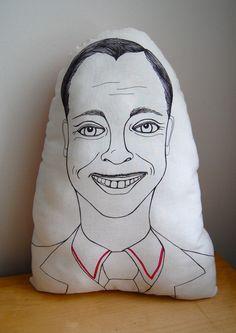 John Water Pillow