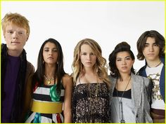 Lemonade Mouth- Don't ask me why, but I like this movie :)