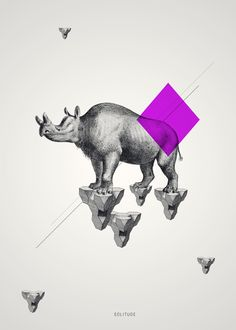Archetypes by Evgeniya Righini-Brand, via Behance