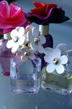 Fragrances by Marc Jacobs. #daisy #sofresh #marc #jacobs #marcjacobs #parfum #boutiqueparfum #laboutiqueduparfum #perfume #fragrance #luxury #cosmetics #beaute #beauty