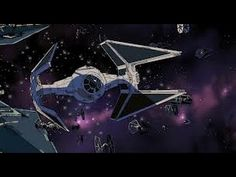 Star Wars als 80s-Style-Anime - http://www.dravenstales.ch/star-wars-als-80s-style-anime/