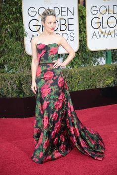Rachel McAdams at The 73rd Annual Golden Globe Awards