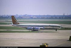 SAA 707 at Heathrow Airport