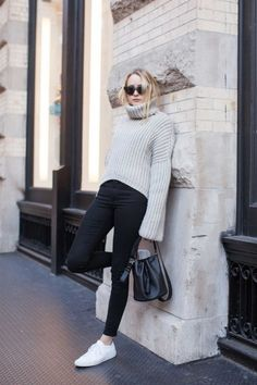 Getting ready for autumn: how New Yorkers are dressing on the street gallery - Vogue Australia