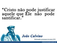 Justificação e santificação