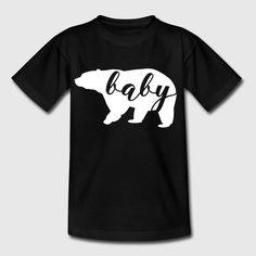 Baby bear Kinder T-Shirt Baby, Mens Tops, Fashion, Moda, Fashion Styles, Baby Humor, Fashion Illustrations, Infant, Babies