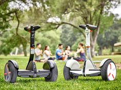 The Ninebot by Segway miniPRO, A Powerful Cross Between a Segway and a Hoverboard