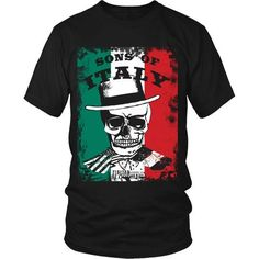 [product_style]-Italian T Shirt - Sons of Italy-Teelime