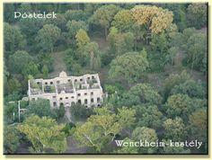 Wenckheim-kastélyok Mansions, House Styles, Home Decor, Decoration Home, Manor Houses, Room Decor, Villas, Mansion, Home Interior Design