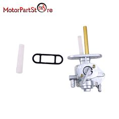 For Suzuki 1987-2006 LT 80 LT80 Motorcycle Shut Off Gas Tank Petcock Valve Fuel Switch Pump ATV Quad Moped Dirt Pit $