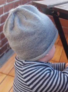 #Baby #knit #Alpaca #DIY #Hat