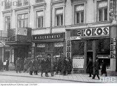Warsaw, 1930's.