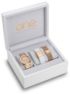 Relógio One Style Box - OL5723IC52L