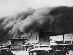 Drought/Dust Storms 1934