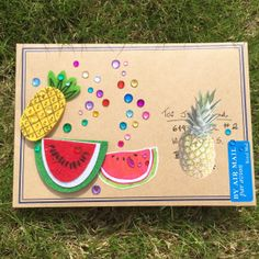 Fruit Mail