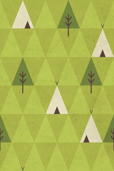 Simple pattern by skinnyandy, via Flickr
