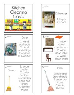 chore cards                                                                                                                                                                                 More