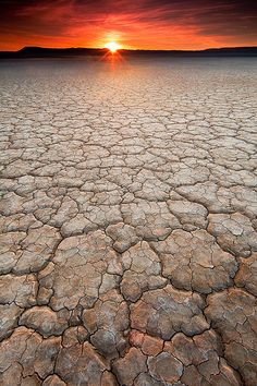 Alvord Desert Playa, Oregon