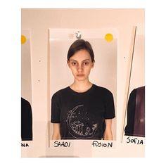 @Saadi_schimmel nuestra modelo de portada de septiembre de 2016 forma parte del casting del desfile #fw17 de #desigual. También están @maykamerino @katherineann.moore y otras tops imprescindibles. #nyfw #desigualnyfw  via L'OFFICIEL SPAIN MAGAZINE INSTAGRAM -Fashion Campaigns  Haute Couture  Advertising  Editorial Photography  Magazine Cover Designs  Supermodels  Runway Models