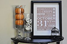 My Delicious Ambiguity: Free Printable Halloween Decorations