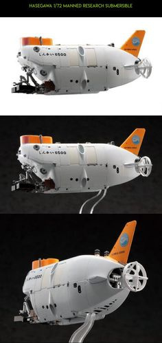 Hasegawa 1/72 Manned Research Submersible #drone #air #fpv #products #gadgets #plans #parts #remote #shopping #miniature #master #kit #camera #tech #dive #technology #hogs #submarine #racing #controlled