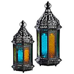 Moroccan Lanterns  Need Want Love!!!!
