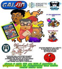 "Gaijin presenta Fanzine number 0 di ""The Last Game"" - http://www.lavika.it/2014/07/gaijin-fumetti-the-last-game-presentazione/"