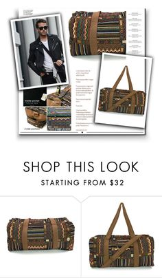 """""""TRIBALOVER.COM"""" by lejla150 ❤ liked on Polyvore featuring Haute Hippie, Whiteley, men's fashion and menswear"""