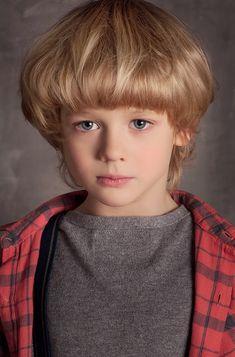 Ilya Belsky (born 2009) is an Russian child model.