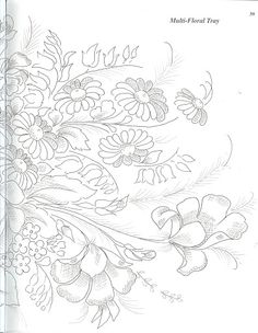 Zhostovo Floral legacy - Oksana Volkova - Picasa Web Albums