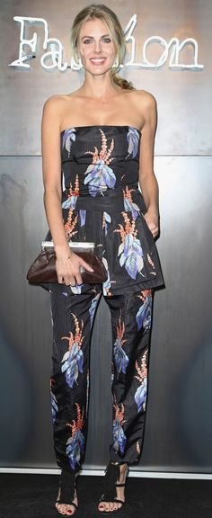 Donna Air. Launch Party: Amazon Fashion opened its new multi-million dollar European Fashion Photography Studio.