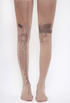 Sutro Assassin Tights | tarte. | New & Vintage Clothing & Accessories