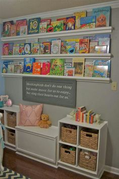 great nursery idea