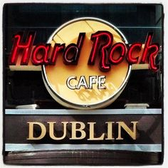 Hard Rock Cafe Dublin in Dublin