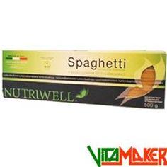 Spaghetti Nutriwell 500 g. a basso contenuto di carboidrati è alto contenuto proteico. #vitamaker #pasta #proteine #carboidrati #alimentidietetici #alimentazioneipocalorica #alimentazioneiperproteica #integratori