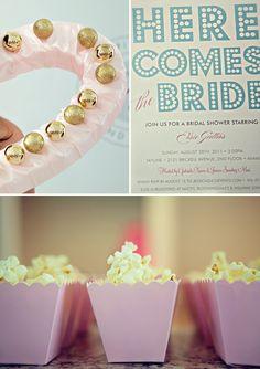 Wedding-movie themed bridal shower! So creative!