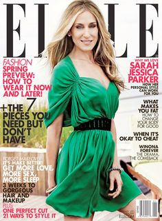 Love Sarah Jessica Parker in this dress