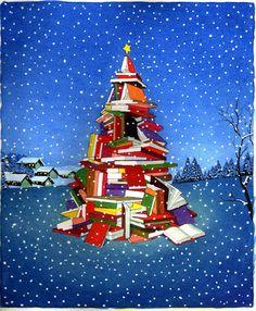 Pinzellades al món: Arbres de Nadal il·lustrats / Árboles de Navidad ilustrados / Tree Christmas illustrated