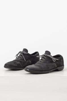 Guidi 110 Reverse Kangaroo Leather Derby Size 9 $378 - Grailed