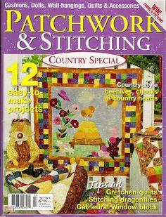 Patchwork & Stitching 6 - Rosane Minchin - Picasa Web Albums...
