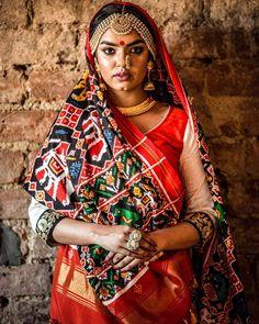 Patola saree by Ayush Kejriwal Indian Beauty Saree, Indian Sarees, Silk Sarees, Churidar, Anarkali, Lehenga, Indian Photoshoot, Fashion Line, India Fashion