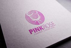 Rose Logo by eSSeGraphic on @creativemarket