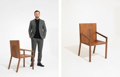 Fashion and design with musical chairs – COS and Lernert & Sander