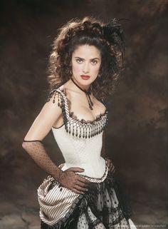 Image detail for -Actress Salma Hayek as Rita Escobar in the film 'Wild Wild West', 1998.