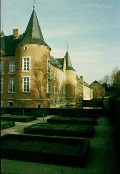 Belgian Castles : Alden Biesen