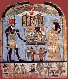 Funerary stela of Den-iuen-khonsu, Mistress of the House and Musician of Amun, Third Intermediate Period, painted sycamore fig wood Egypt Ancient Egyptian Architecture, Ancient Egyptian Artifacts, Ancient Aliens, Ancient History, European History, American History, Black History, Papyrus, Egypt Art
