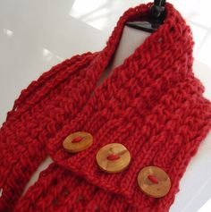 Making one of these is what got me interested in knitting